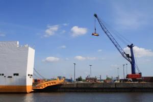 RORO MACHINERY SHIPPING RATES - Kenter International Logistics