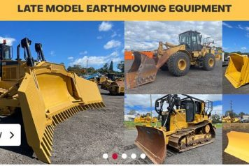 Mining, Construction and Agriculture Machinery Auctions